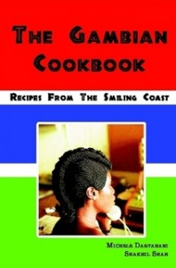 The Gambian Cookbook Cover Image